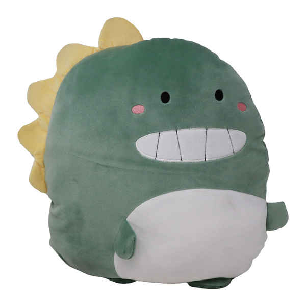 Peluche Dino Happy Verde
