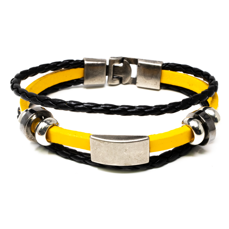 Pulsera Yellow Metal