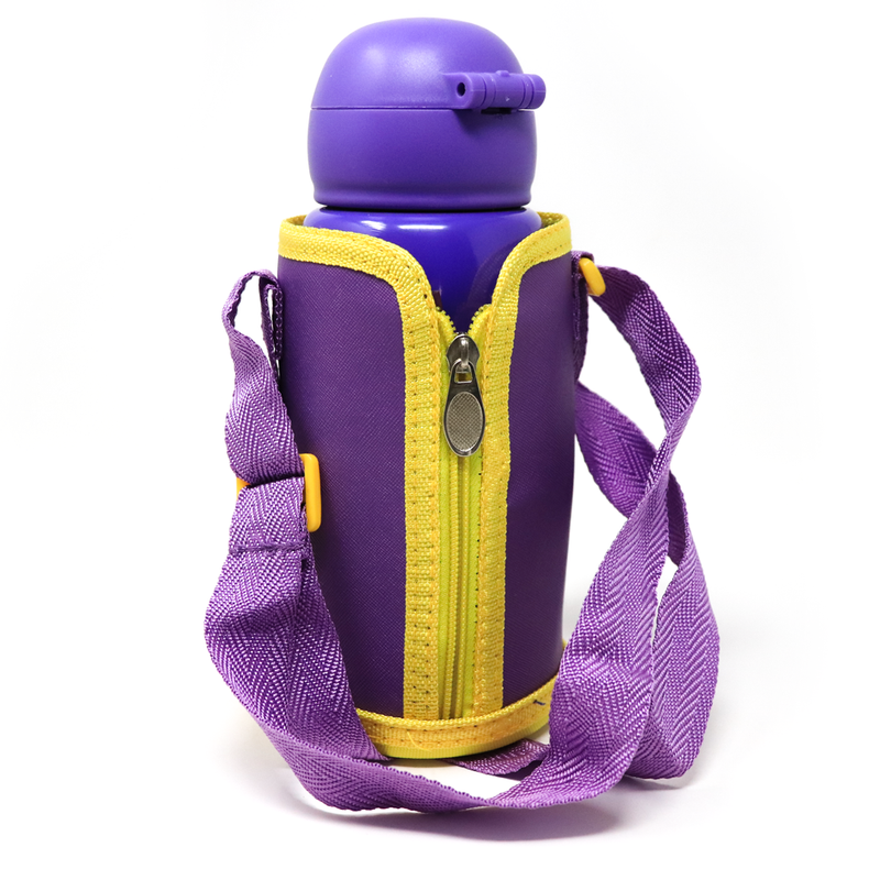 Termo Kids Dino Purple