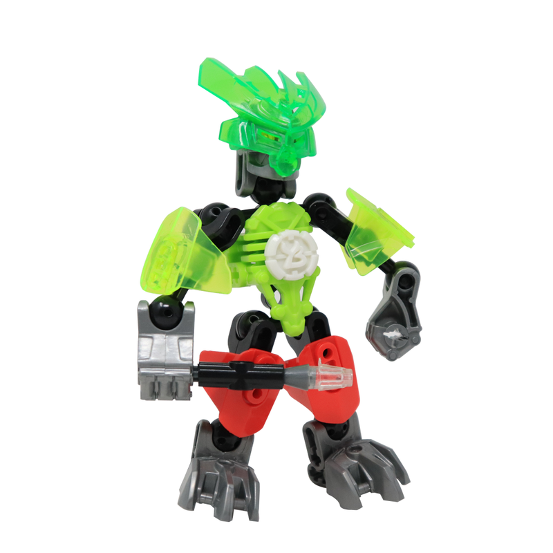 Super Warrior Green Overlord