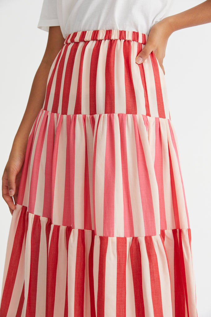 Cupid Maxi Skirt