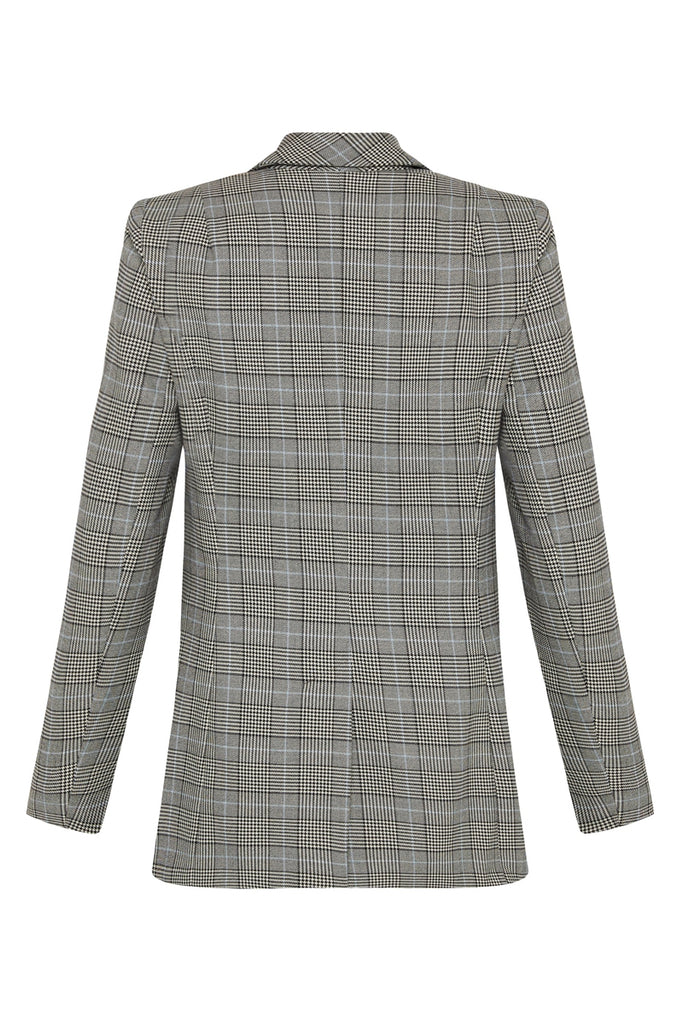 The Meghan Check Blazer