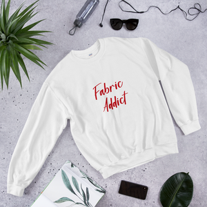 Fabric Addict Sweatshirt (unisex)