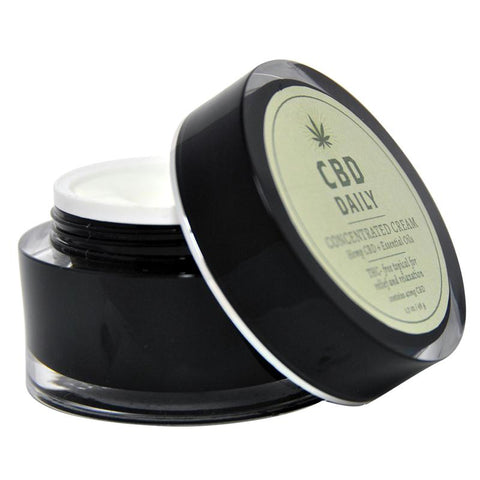 Earthly Body Hemp Seed CBD Concentrated Cream 1.7oz