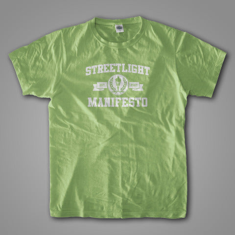 "Streetlight Manifesto ""Varsity"" T-Shirt (YOUTH)"
