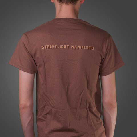 "Streetlight Manifesto ""Bum"" T-Shirt (Size 2X Only)"