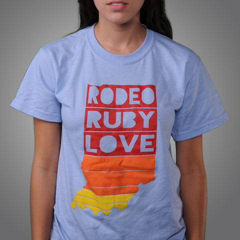 "Rodeo Ruby Love ""Indiana Shirt"" T-Shirt"