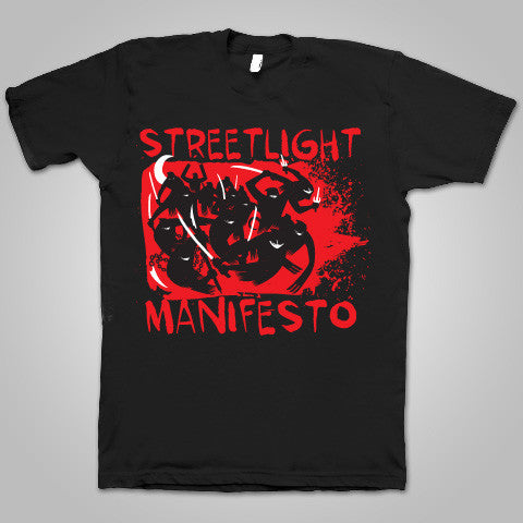 "SOLD OUT Streetlight Manifesto ""Ninja"" T-Shirt"