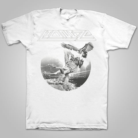 "Lionize ""Superczar and The Vulture"" T-Shirt (Size: Small)"
