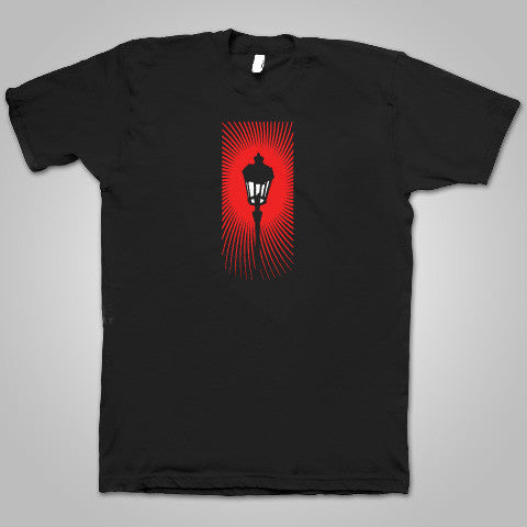 "Streetlight Manifesto ""Mystery Man"" T-Shirt (Black)"