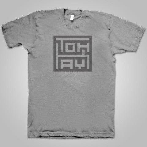 "Toh Kay ""Maze"" T-Shirt (Grey) (SOLD OUT)"