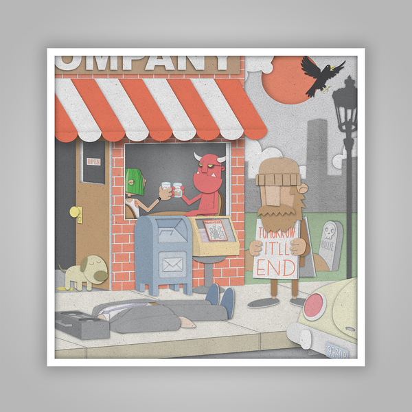 Streetlight Manifesto '99 Songs of Revolution Vol. 1' CD (Independent Release)