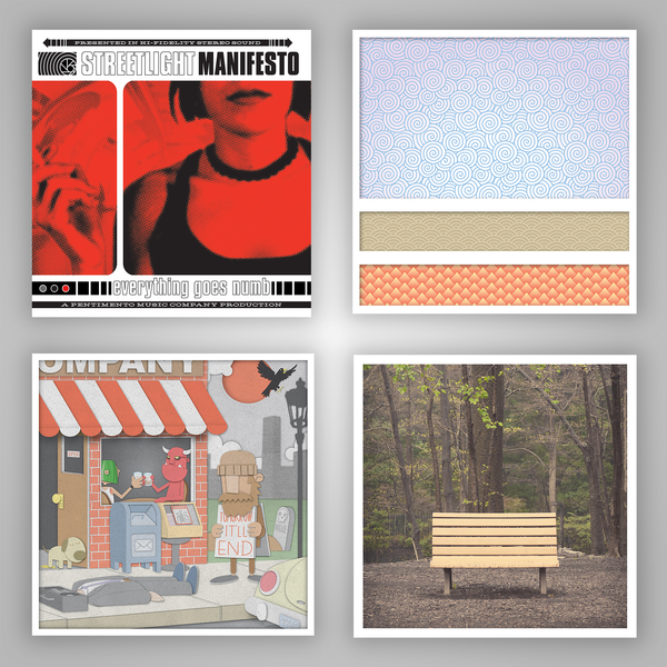 PREORDER Streetlight Manifesto CD Collection (4 CDs - Independent Releases)