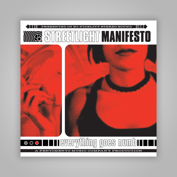 Streetlight Manifesto 'Everything Goes Numb' CD (Independent Release) SOLD OUT