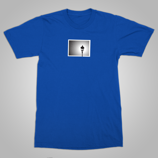 "Streetlight Manifesto ""Spy Trio"" T-Shirt (Blue) (SOLD OUT)"