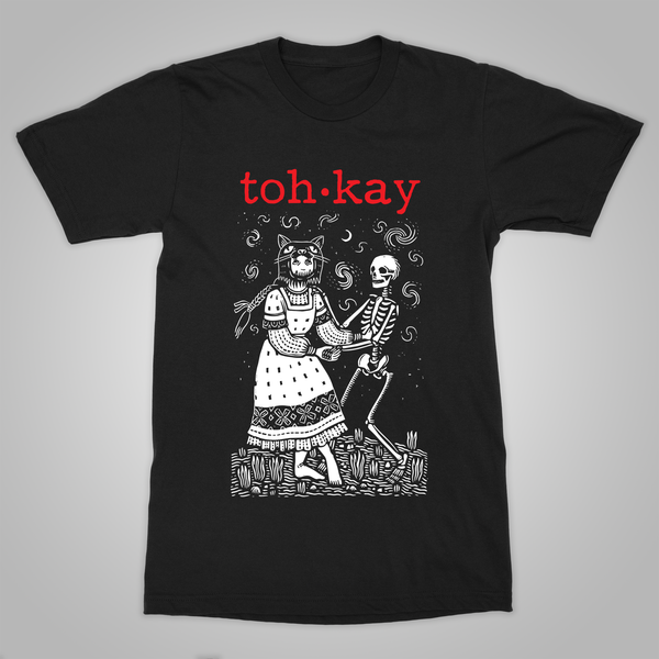 "Toh Kay ""Neeley"" T-Shirt (Black) SOLD OUT"