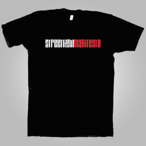 "Streetlight Manifesto ""Goatee Guy"" T-Shirt (Black)"