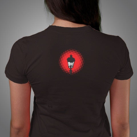 "Streetlight Manifesto ""Girls Logo"" T-Shirt (Black)"