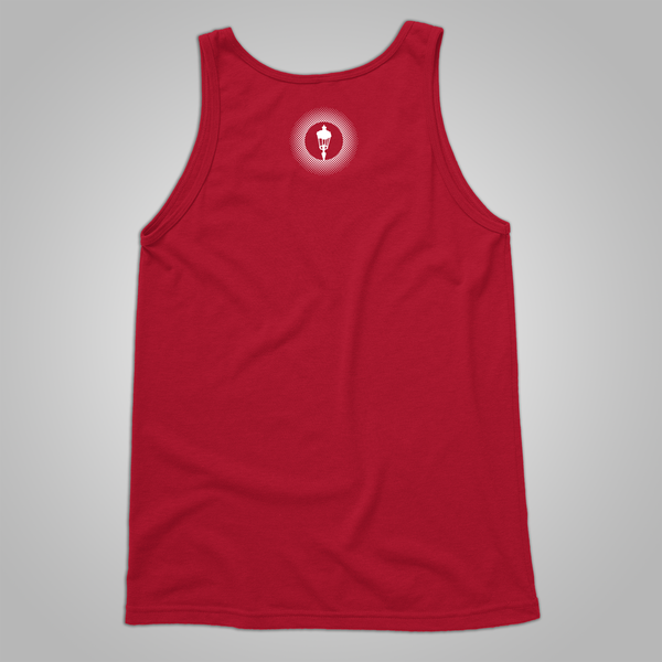 "Streetlight Manifesto ""Tiger"" Tank (Red) SOLD OUT"