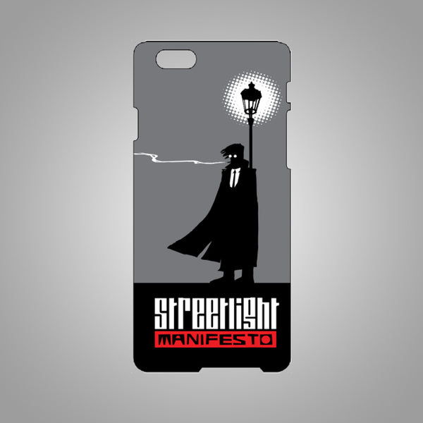 "Streetlight Manifesto ""Silhouette"" iPhone 5/5S Case"