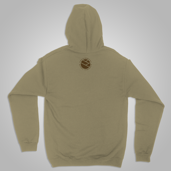 "Toh Kay ""Lion Face"" Pullover Hoodie"