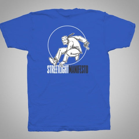 "Streetlight Manifesto ""Jumping Man"" T-Shirt"