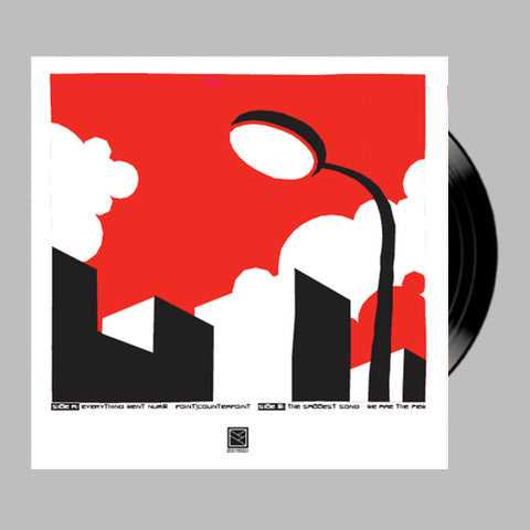 "Streetlight Manifesto ""Demo"" Vinyl Record"
