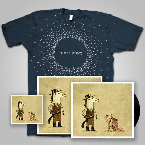 "Toh Kay / Sycamore Smith ""You By Me: Vol 2"" CD/LP/T-Shirt/Signed Poster Bundle SOLD OUT"