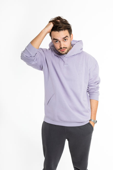 THE HOODIE - LILAC