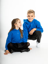 Laden Sie das Bild in den Galerie-Viewer, THE KIDS HOODIE - ROYAL BLUE