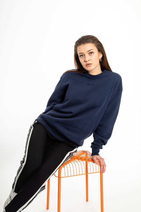 THE UNISEX SWEATER - NAVY