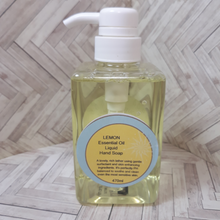 Load image into Gallery viewer, Hand & Body Liquid Soap - Lemon Essential Oil - 470ml
