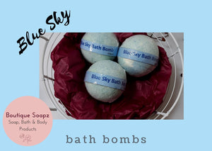 Bath Bombs/Gift Set