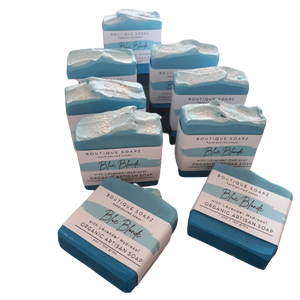 Blue Blonde Soap Bar