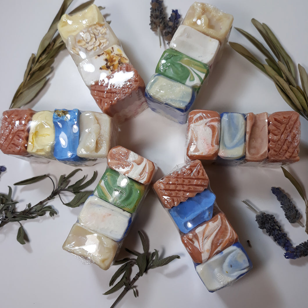 Mini Soap Bundles