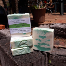 Load image into Gallery viewer, Handmade Soap - Green Tree