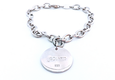 Sterling Silver Charm Bracelet Only