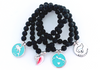Conch-sciousness Collection - Black Onyx Bracelet