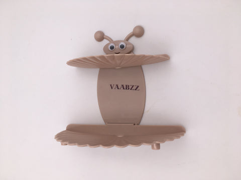 VAABZZ Floating Shelves Wall Mounted, Wall-mounted Tool Racks Suitable For Closet Bedroom, Bathroom, Living Room, Kitchen