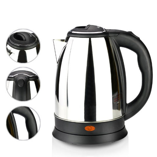 KEACNSD  Electric Kettles Stainless Steel Plastic Electric Kettle, Iron-proof Electric Kettle