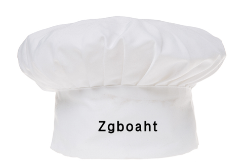 Zgboaht Chef Hats, Adult Elastic Baker Kitchen Cooking Chef Cap