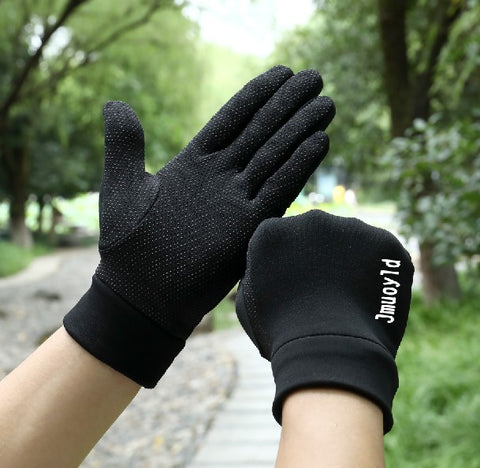 Jmuoyld Outdoor Mittens,  for Men Women, Cycling Gloves Anti Slip Touch Screen Gloves Windproof  Winter Warm Gloves for Running,Biking,Driving,Hiking