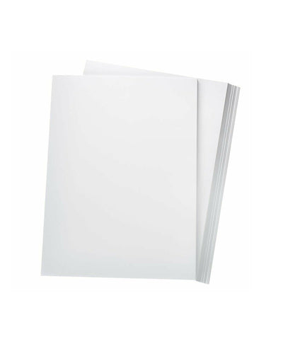 White Printer Copy Paper