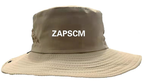 ZAPSCM Hats, Unisex Travel Bucket Beach Sun Hat