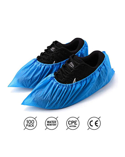 Shoe & Boot covers disposable 100 Pack(50 Pairs)