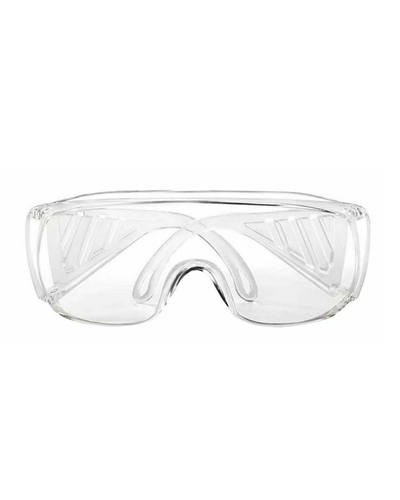 Protective Safety Goggle FITS FOR GLASSES