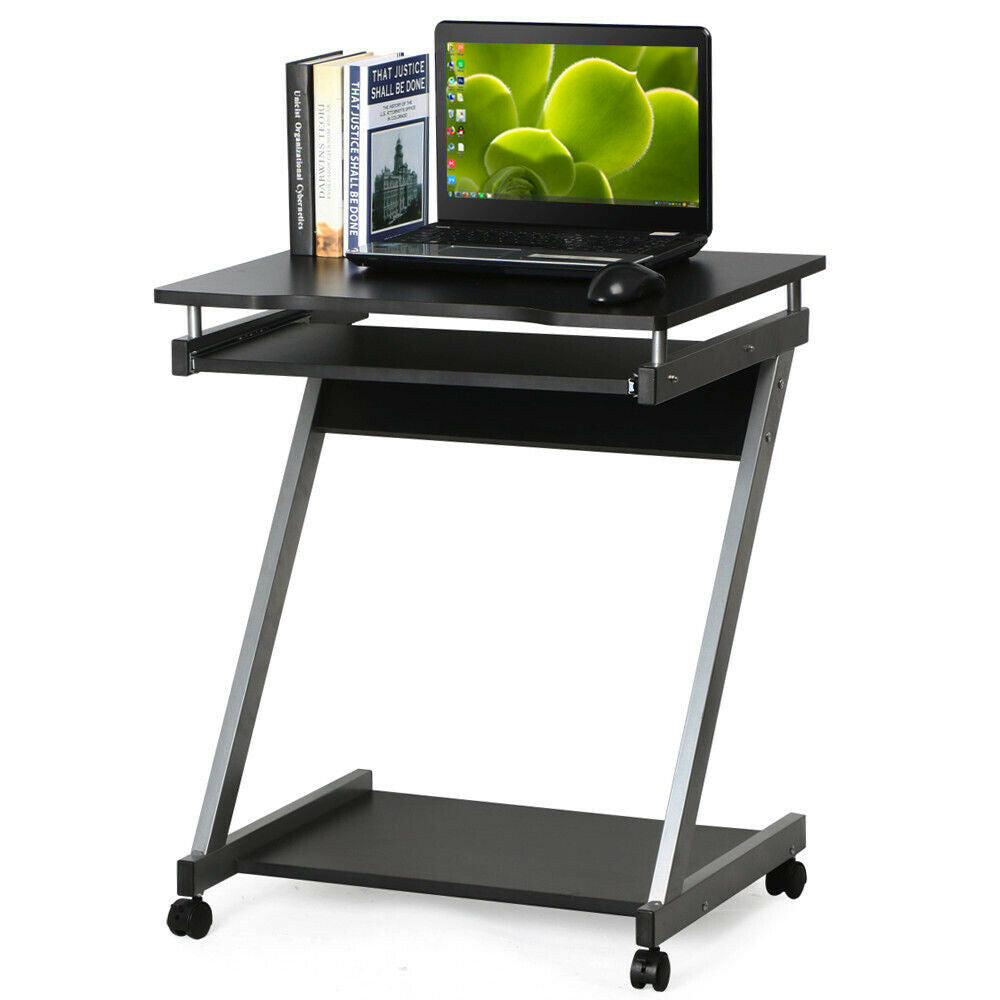 Computer Desk Small Spaces Moving desk PC Table