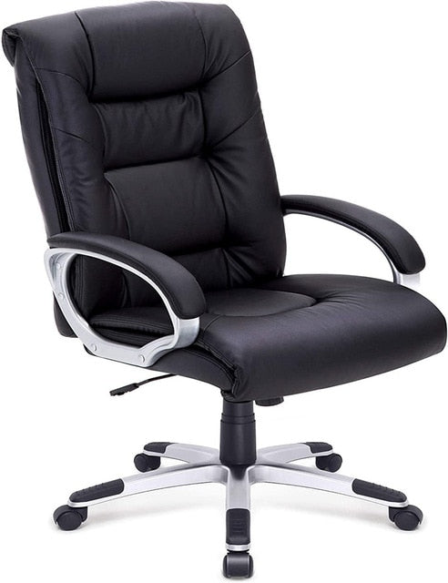 Best black ergonomic office swivel chair
