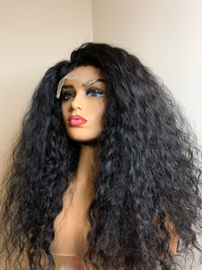 Juicy | Curly Lace Wig