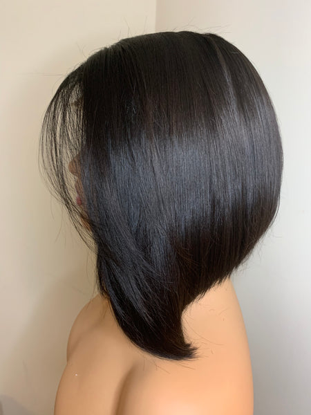 Billy |  A-Line Bob Lace Wig